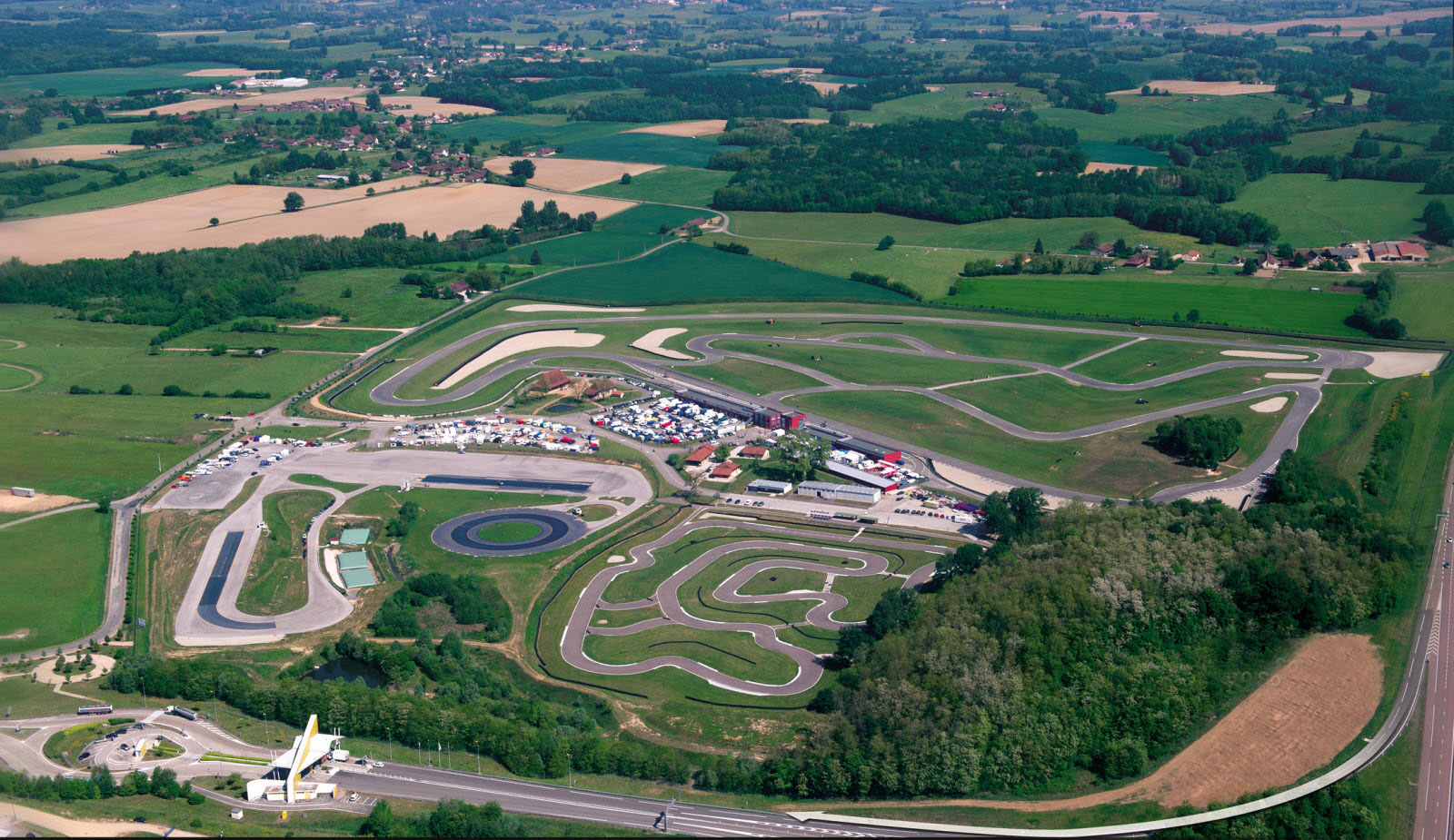 Circuit Bresse