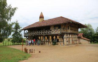 Ferme Musée de la Forêt